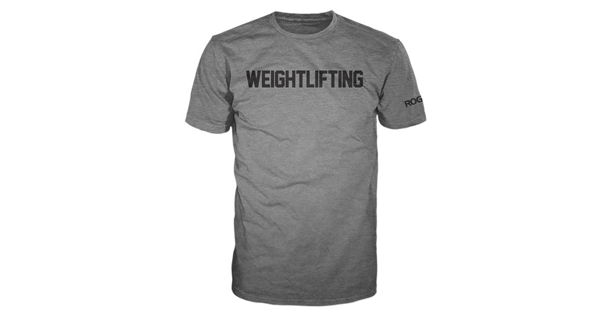 Rogue Weightlifting Shirt  581b31d303