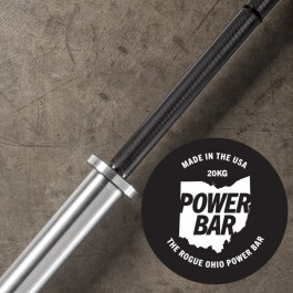 Rogue 20KG Ohio Power Bar