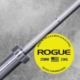 Rogue 25mm Women's Oly Bar