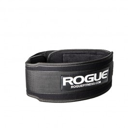 "Rogue 5"" Nylon Weightlifting Belt"