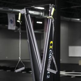 SkiErg Handle Extension Pair