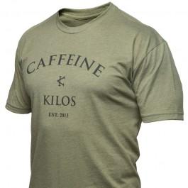 Caffeine & Kilos Standard Issue Shirt