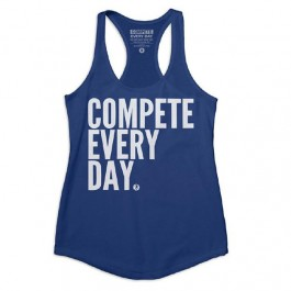 Compete Every Day Classic Racerback Tank