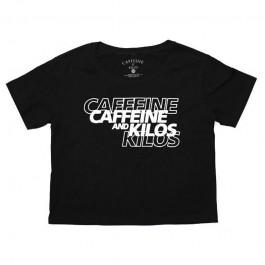 Caffeine & Kilos Lucid Flowy Crop T