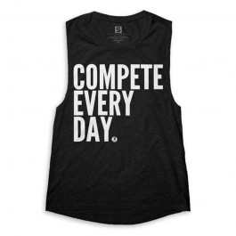 Compete Every Day Muscle Tank - Women's