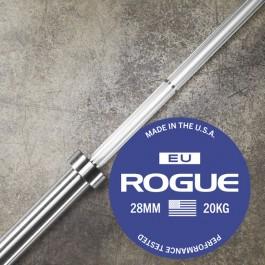 Rogue Euro 28MM Olympic WL Bar
