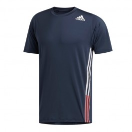 Adidas Freelift 3-Stripes Men's T-Shirt