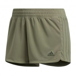Adidas Pacer 3-Stripes Knit Shorts - Women's