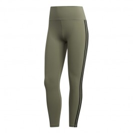 Adidas Believe This 3-Stripe 7/8 Tights -  Women's