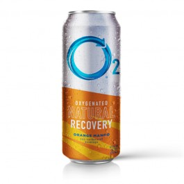 O2 Orange Mango - 12 Pack