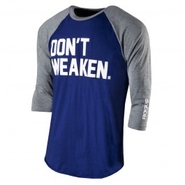 Rogue Don't Weaken 3/4 Sleeve Shirt