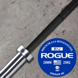 Rogue 28MM IWF Olympic Weightlifting Bar - Cerakote
