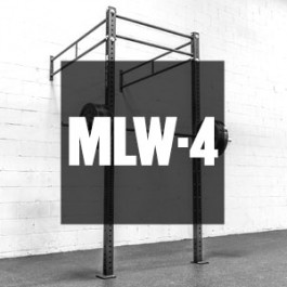 Rogue MLW-4 - 4' Monster Lite Wall Mount