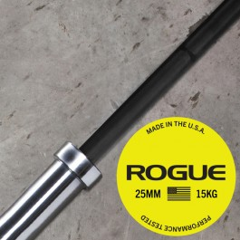 Rogue 25MM Women's Oly Bar - Cerakote