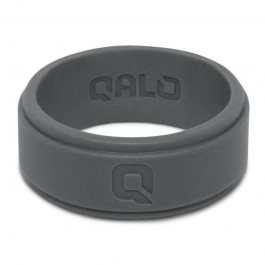Qalo Men's Step Edge Q2X™ Silicone Ring