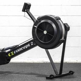 Black Concept 2 Model D Rower - PM5