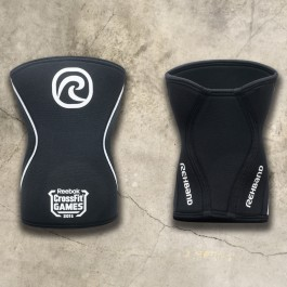 Rehband Rx CrossFit Games Knee Sleeve - 7mm