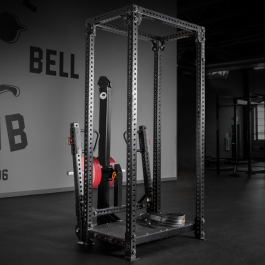 Rogue Monster Rhino Belt Squat + Rack