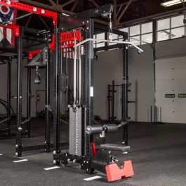 Monster Lat Pulldown/Low Row (Rack Mounted)