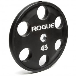 Rogue 6-Shooter Urethane Olympic Grip Plates