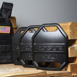Rogue USA Cast Weight Vest Plates