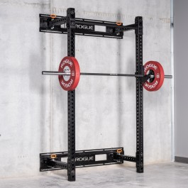Monster RM-3W Fold Back Wall Mount Rack