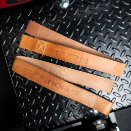Rogue Treated Leather Straps