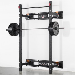 Rogue RML-3W Fold Back Wall Mount Rack