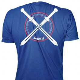 Josh Bridges Sword Shirt