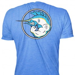 """Rogue Tosh """"Big Fish"""" - Men's T-Shirt"""