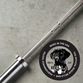 The Bella Bar 2.0 - Stainless Steel