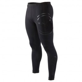 VIRUS Men's Compression Pants - Black/Black