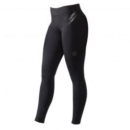 VIRUS Women's Compression Pants - Black/Black