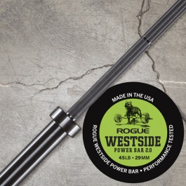 Rogue Westside Power Bar 2.0