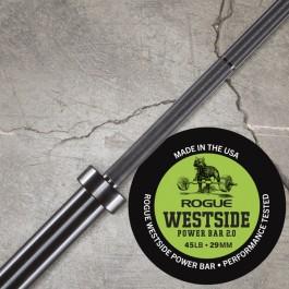 Rogue Westside Power Bar 2.0
