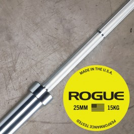 Rogue 25mm Women's Oly Bar