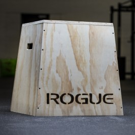 Rogue Wood Plyoboxes